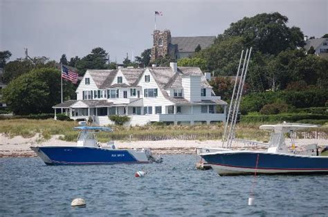 Kennedy Camelot View Of The Kennedy Compound Picture Of Catboat Rides