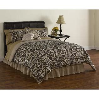 jaclyn smith bedding jaclyn smith ritzy comforter set filigree home bed