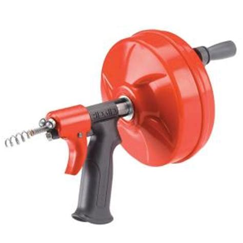 ridgid ridgid powerspin 41408 the home depot