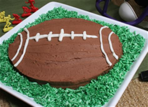 Football Cake Decorating Ideas by Football Cake How To Cooking Tips Recipetips