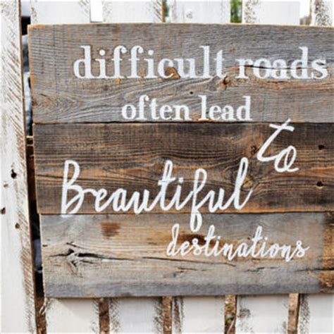 Handcrafted Wood Signs - shop etsy barn wood signs on wanelo
