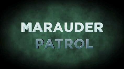 paramount marauder vs marauder patrol paramount group youtube
