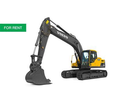 cjd volvo new volvo ec220d for hire cjd equipment