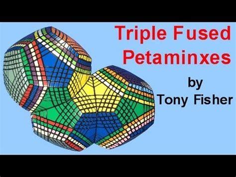 flower pattern on megaminx megaminx patterns checker board star centers swapped