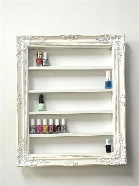 White Nail Rack by 25 Best Ideas About Nail Racks On