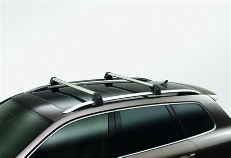Oem Vw Roof Rack by 2011 12 13 14 Vw Touareg Volkswagen Oem Cross Rails