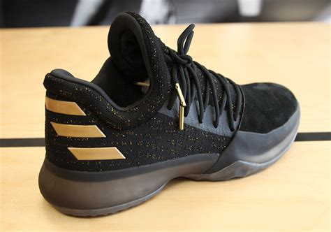 harden sneakers adidas harden vol 1 black gold imma be a sneaker