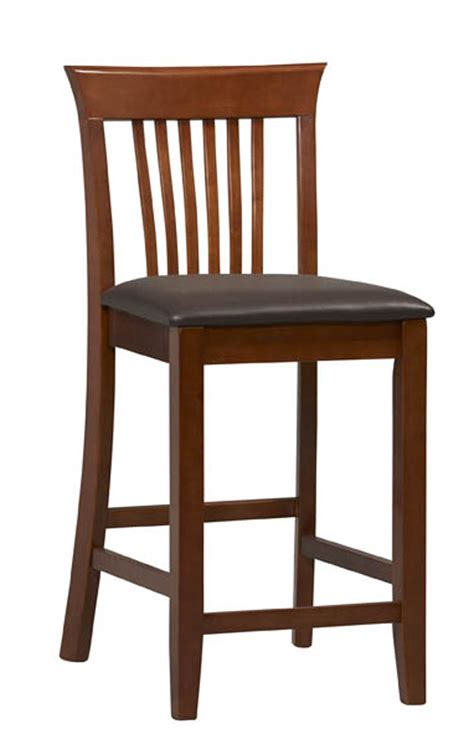 craftsman bar stools and table triena craftsman center stool by linon in wood bar stools