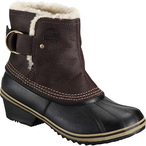 fancy boots for sorel s winter fancy ii boot moosejaw