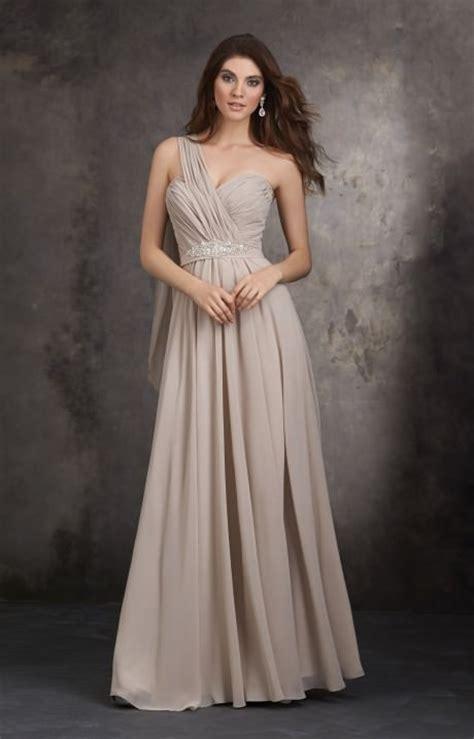 Longdress Kasandra bridesmaids 1407 sweetheart neckline with one