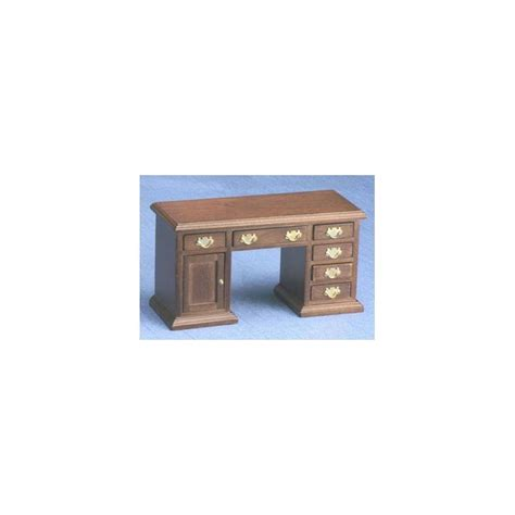 dollhouse office furniture dollhouse walnut office desk miniature office furniture superior dollhouse miniatures