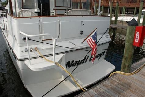 sportsman boats ta fl 1986 carver 4207 boats yachts for sale