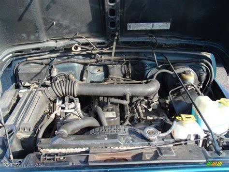 Jeep 6 Cylinder 1997 Jeep Wrangler Sport 4x4 4 0 Liter Ohv 12 Valve Inline