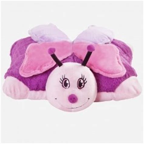 Cuddle Buddy Pillow With Arm by Pillow Pets Soft Cushion Butterfly Cuddle Buddy Cushion