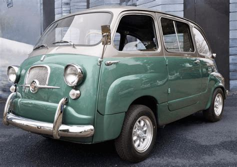 fiat multipla for sale 1959 fiat multipla classic italian cars for sale