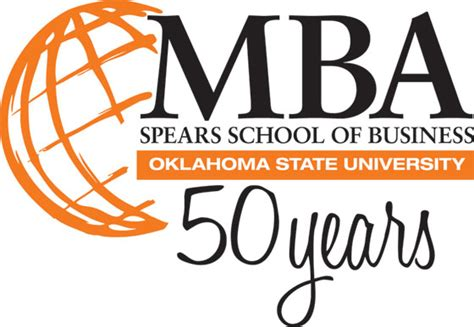 Okstate Mba by Osu Alumni Association Mba Program Celebrating 50 With