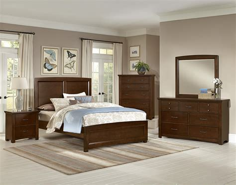 vaughan bassett bedroom vaughan bassett transitions queen bedroom group belfort