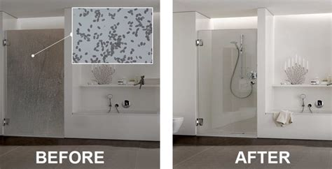 What To Clean Glass Shower Doors With How To Clean Glass Shower Doors And Remove Water Stains
