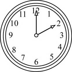 A Picture Of A A Picture Of A Clock Cliparts Co