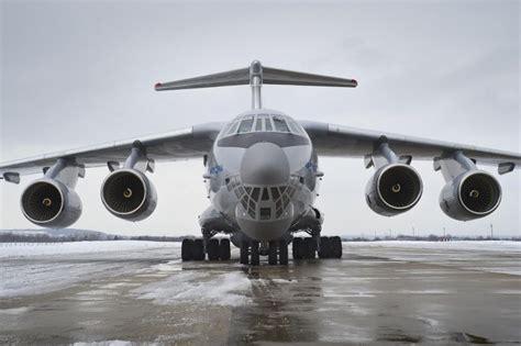 section 90a ilyushin il 76md 90a il 78m 90a tanker il 476 aircraft