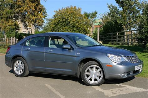 Chrysler Sebring Price by Chrysler Sebring Saloon From 2007 Used Prices Parkers