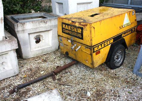 chauffage de chantier 1861 compresseur de chantier kaeser m21 7 bar