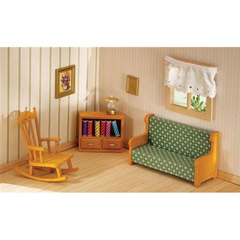 calico room international playthings cc2255 living room set calico critters international playthings cc2255