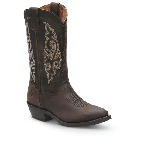 s h boots s h boots 174 12 quot work western boots 133770