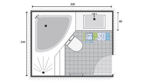 Salle De Bain De 7m2 by Plan Plan Salle De Bain De 7 2m 178 Mod 232 Le Et Exemple D