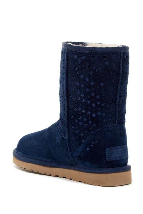 Does Nordstrom Rack Sell Uggs by Ugg Australia Classic Perforated Flora Uggpure Tm