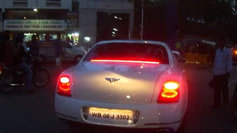 bentley chennai bentley continental flying spur in chennai youtube