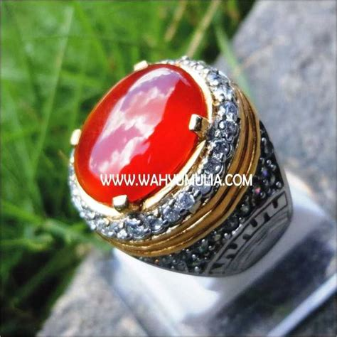 Batu Mulia Baron Pacitan batu mulia baron mbranang sold batu permata