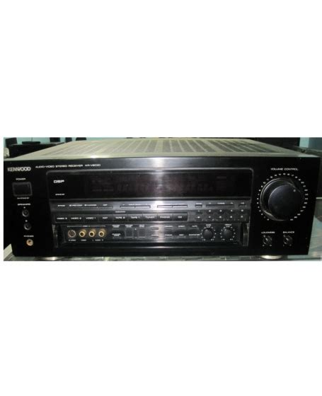 kenwood kr v9030 5 channel av receiver