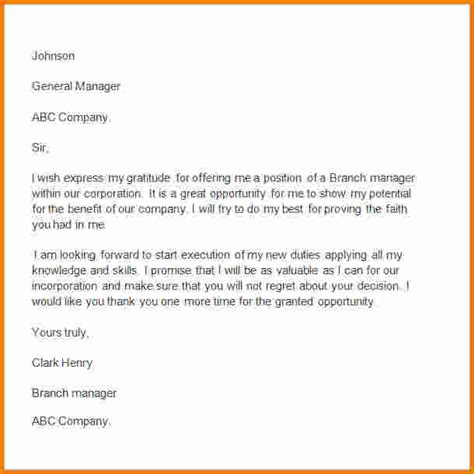 Report Letter To Manager 8 Thank You Letter To Expense Report