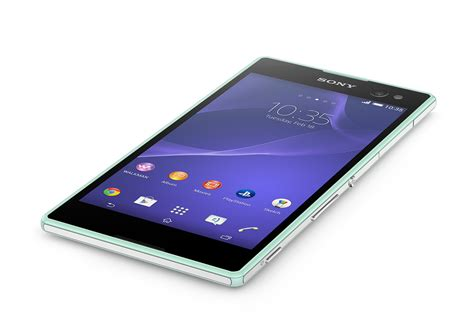Hp Sony Android C3 sony launches xperia c3 as the world s best selfie smartphone