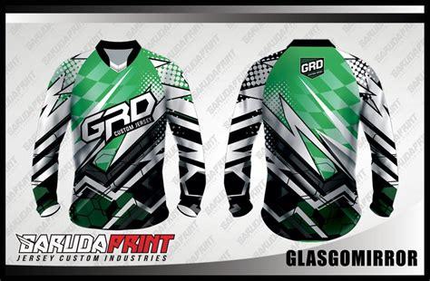 desain jersey downhill desain jersey sepeda downhill code glasgo mirror garuda