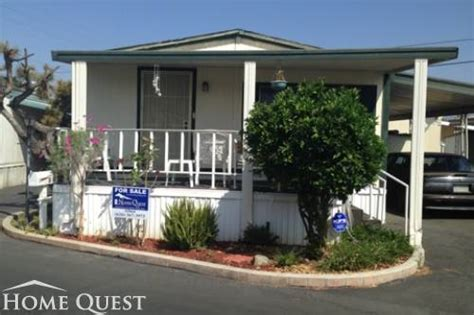 used mobile homes for sale in california orange county