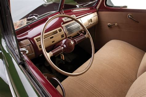 1940 Ford Interior by Interior 1940 Ford V8 Deluxe 5 Window Coupe 01a 77b