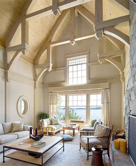 vaulted ceiling beams 24 best images about house interior design on pinterest