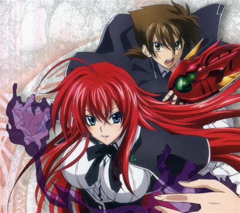 wallpaper android highschool dxd high school dxd new issei hyodo android wallpaper rias