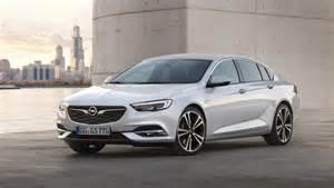 Opel De Dit Is De Nieuwe Opel Insignia Grand Sport Autoblog Nl