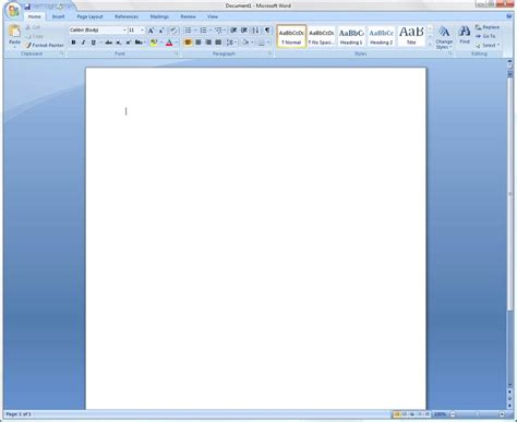 Software Microsoft Office microsoft office professional 2007 187 software gratis