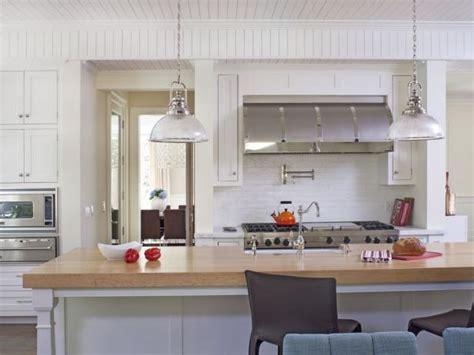 beadboard center island transitional kitchen huryn photo page hgtv