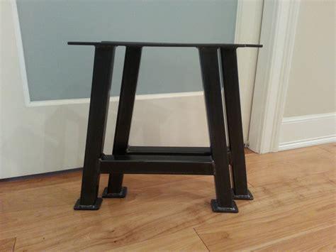 metal bench legs a frame metal bench legs legs steel bench legs