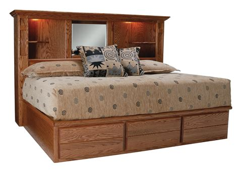 king size headboard with storage headboard shelf plans modern headboard with shelves