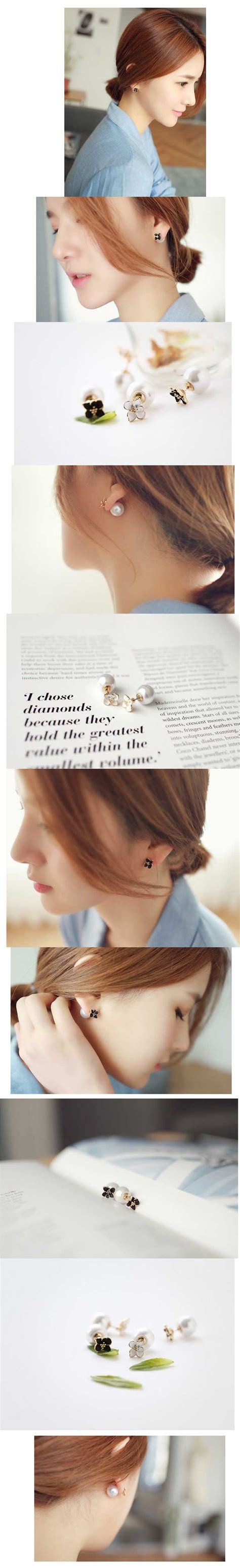 Anting Korea 25 Anting Wanita Korea Tt0442 Moro Fashion