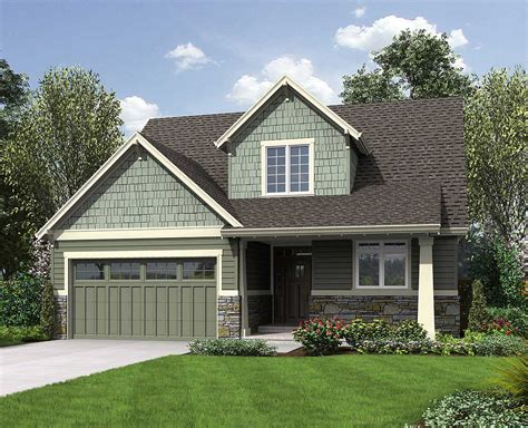 nw home plans compact northwest home plan 69526am architectural