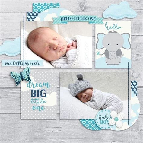 layout scrapbooking baby 1716 best scrapbook ideas baby images on pinterest
