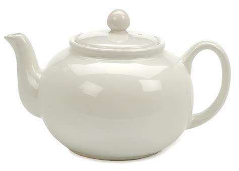 A Pot Of Tea rsvp tea kettle teapot 48oz stoneware herbal new ebay