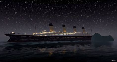 titanic boat real the real titanic sinking video www pixshark images
